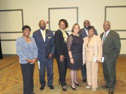 Norfolk Chapter Members in Attendance